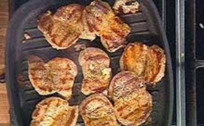 Rezept: Schnitzel mit Salsa