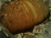 Fächerkartoffeln - Rezept