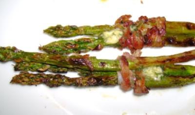 Grillen: Grüne Spargel vom Grill - Rezept