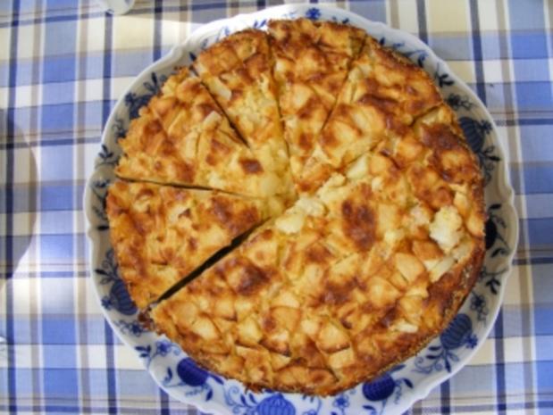 Berner Apfelkuchen - Rezept - Bild Nr. 2