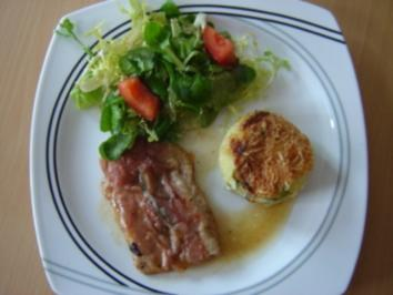 SALTIMBOCCA ALLA ROMANA - Rezept