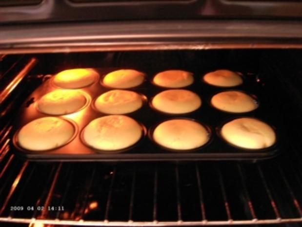 Käsekuchen Muffins - Rezept mit Bild - kochbar.de