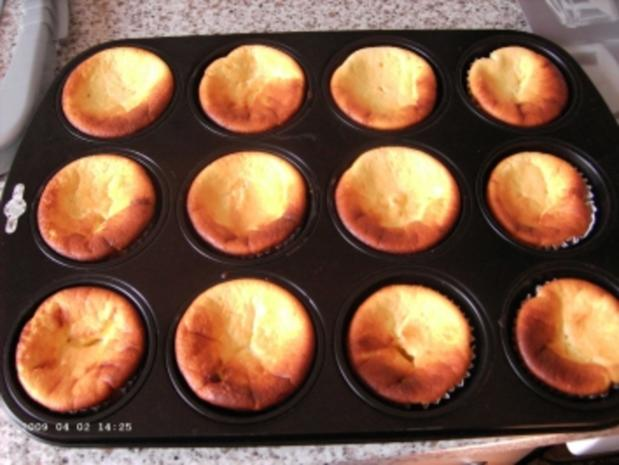 käsekuchen muffins rezept - schnelle zubereitung - youtube ...