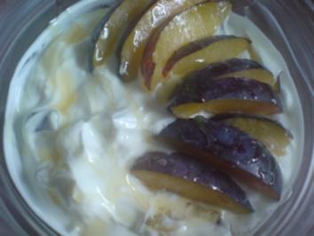 "Dessert ""Quark-Creme"" - Rezept"