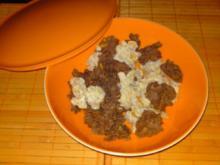 zweierlei Choco-Crossies - Rezept