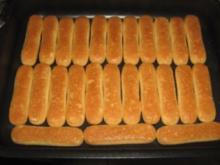 Pfirsich-Mascarpone-Dessert - Rezept