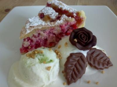 Ribisl-Kuchen - Rezept