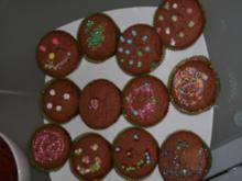 Geburtstags- Schoko-Muffins - Rezept