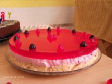 Himbeer-Torte - Rezept
