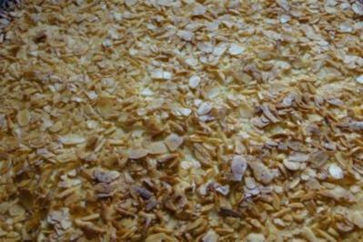 Becher - Kuchen - Ein super Blechkuchen - Rezept