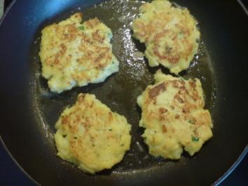 Kartoffeltaler / - plätzchen - Rezept