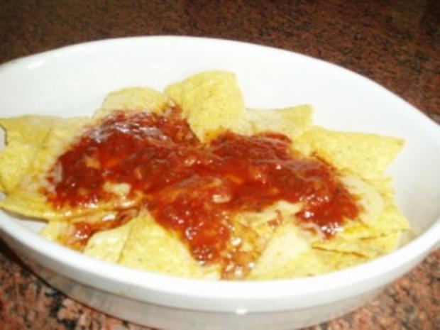 Tortilla-Cheddar-Snack - Rezept - Bild Nr. 2