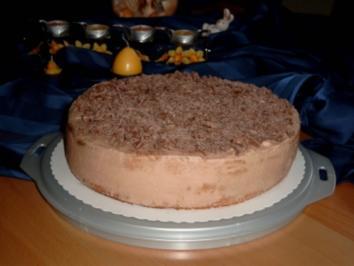 Milka-Schoko-Sahne-Torte - Rezept