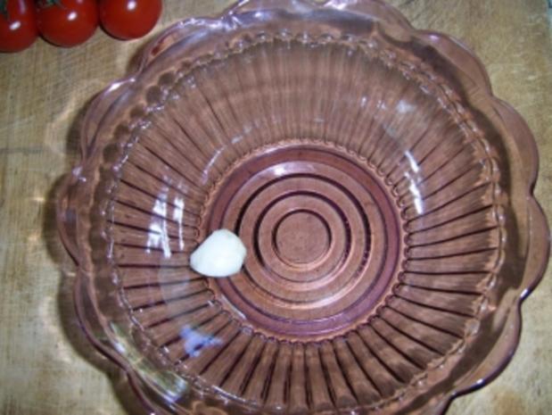 Tomatensalat mit roter Zwiebel - Rezept - Bild Nr. 3