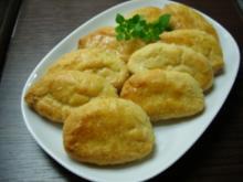 Keks & Co:  Rosmarin -Käse-Kekse - Rezept