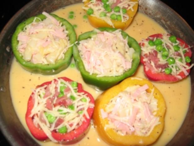 Bulgarisches Omelett - Rezept - Bild Nr. 3