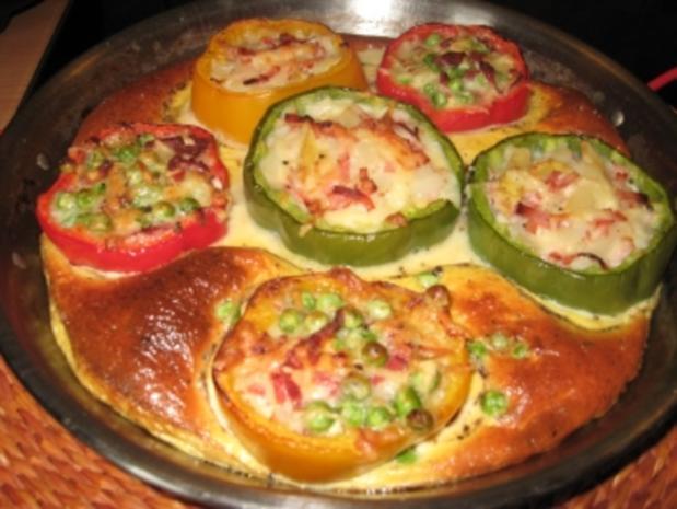 Bulgarisches Omelett - Rezept - Bild Nr. 4