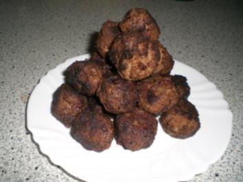 Dattel-Hackfleischbällchen - Rezept