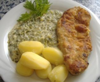 "Rübstiel "" Münsterländer Art "" mit Nackenkotelett - Rezept"
