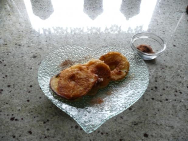 Apfelbeignets - Rezept