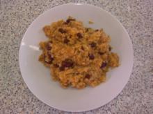 Chili-Reis nach Kiddie's Art - Rezept