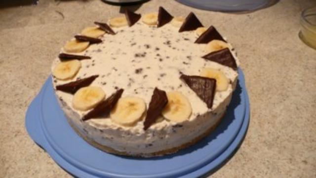 After Eight Torte Mit Bananen Rezept Kochbar De