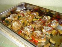 Filetspieße - Rezept