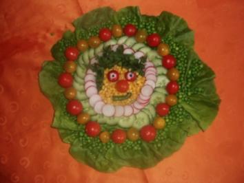 Salatblümle - Rezept