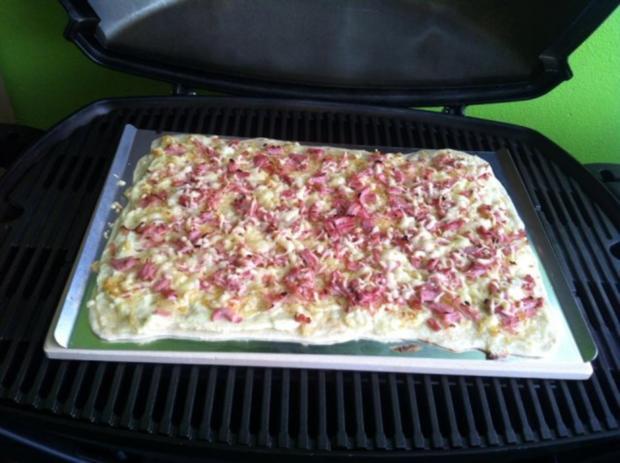 Flammkuchen - Rezept - Bild Nr. 3