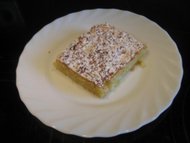 Apfelkuchen mit Schmand vom Blech - Rezept - Bild Nr. 6