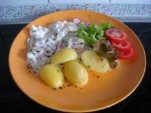 Matjes Hausfrauenart - Rezept