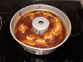 Marmor-Kuchen mit Baileys für Doofe - Rezept