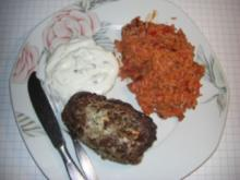 Bifteki Katharina - Rezept
