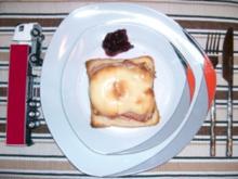 Hawai-Toast auf Trucker Art - Rezept