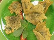 Parmesan-Chips - Rezept