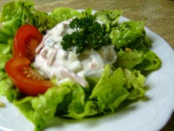 Fleischsalat - Rezept