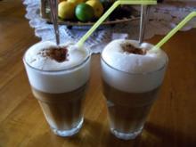 Frau Antje's koffie verkeerd - Rezept