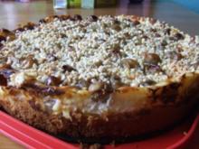 Stachelbeer-Quarkkuchen - Rezept