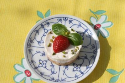 Erdbeer Törtchen - Rezept