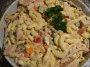Salat: Nudelsalat - Rezept