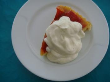 Verschiedenes: Joghurt-Sahnecreme - Rezept