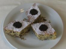 BLECHKUCHEN - Ameisenkuchen - Rezept