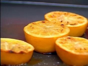 Karamellisierte Zitronen - Rezept