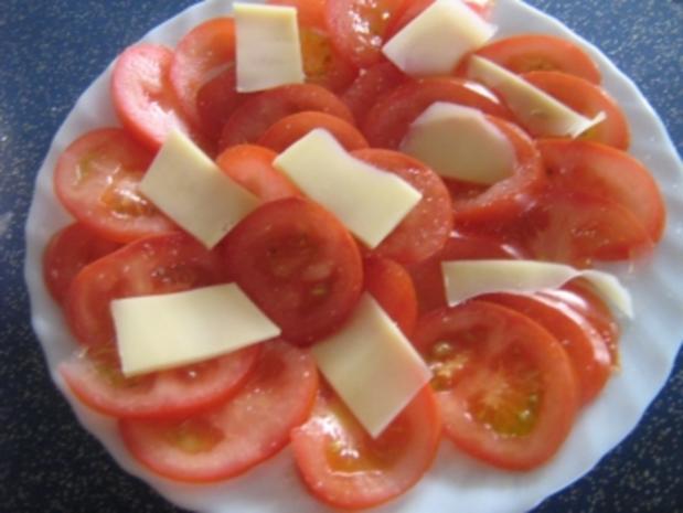 Tomaten-Carpaccio mit Kapern - Rezept - Bild Nr. 3