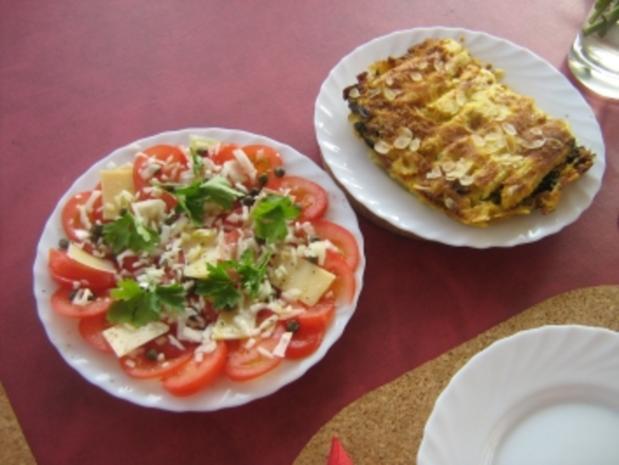Tomaten-Carpaccio mit Kapern - Rezept - Bild Nr. 5