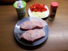 Debreziner Paprikaschnitzel - Rezept