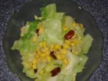Salatdressing ala Gabi - Rezept
