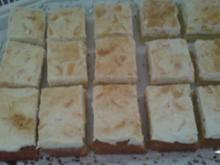 Pfirsich-Schmand-Kuchen - Rezept
