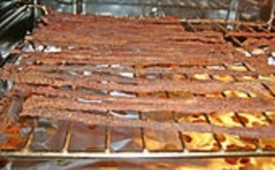 Beef Jerky - würziges Dörrfleisch - Rezept