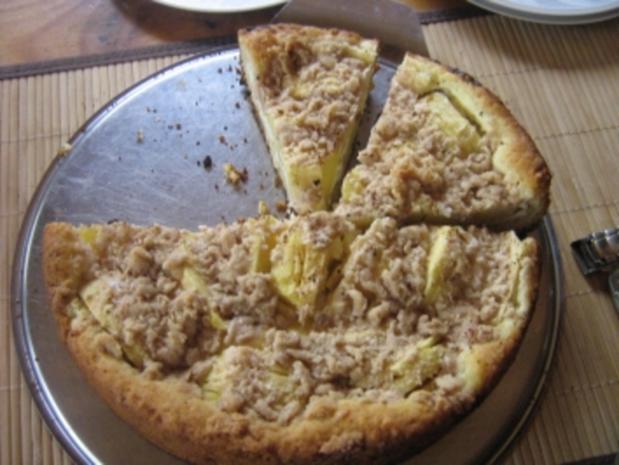 Omas Apfelkuchen mit Streußel - Rezept - Bild Nr. 3